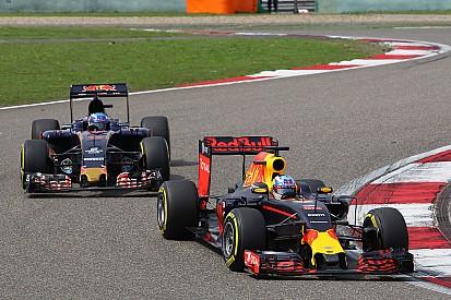 """China """"iguala la mejor carrera de mi vida"""" - Ricciardo"""