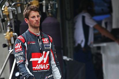 """Furioso, Grosjean ataca Ericsson: """"aquele idiota me acertou"""""""