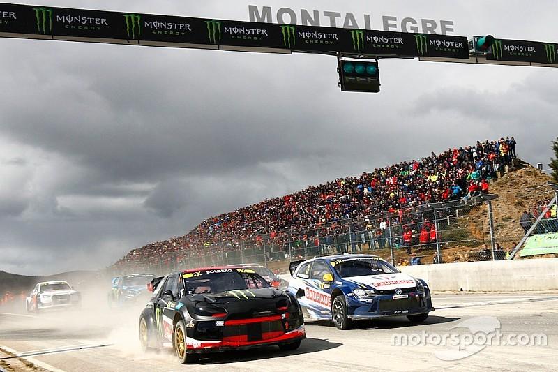 Rallycross-WM: Petter Solberg triumphiert beim Saisonauftakt