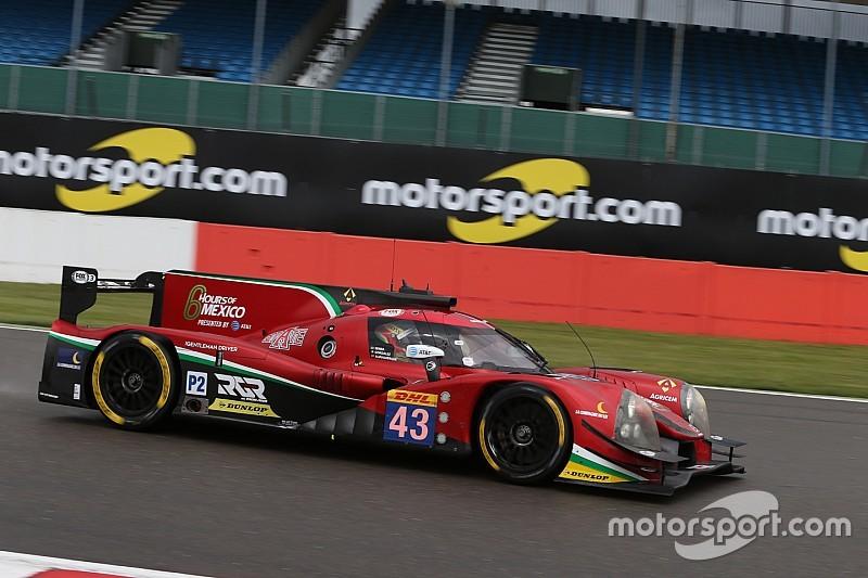 RGR Sport by Morand frappe d'entrée en LMP2
