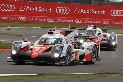 Toyota loin de la victoire mais en tête du championnat