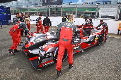 Audi fait appel de son exclusion à Silverstone