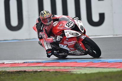 "Brookes ""can put away doubts"" after leading WSBK race"