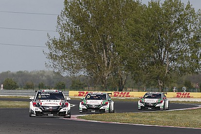 Encore un gros week-end pour Honda en Slovaquie