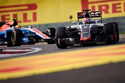 Grosjean a été handicapé par le nouvel aileron Haas