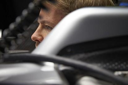 """Rosberg: """"La Ferrari è in forma, dobbiamo continuare a spingere"""""""