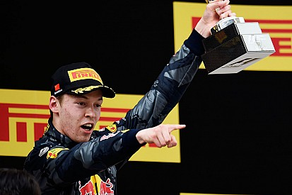 "Daniil Kvyat votato ""Driver of the Day"" del GP della Cina"