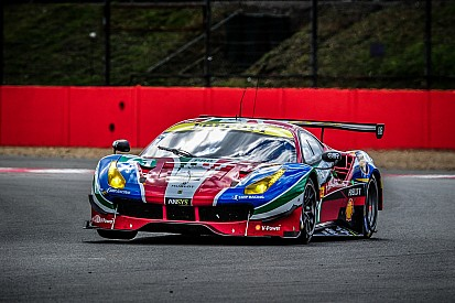 Triomphe total pour Ferrari en GTE