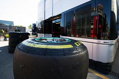 La F.1 Commission approva il piano dei test per le Pirelli 2017