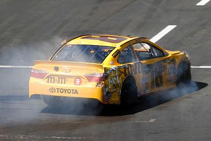 NASCAR analyse un incident impliquant Kyle Busch et une spectatrice
