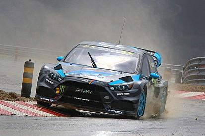 De bons débuts pour la Focus RS, mais pas pour Ken Block