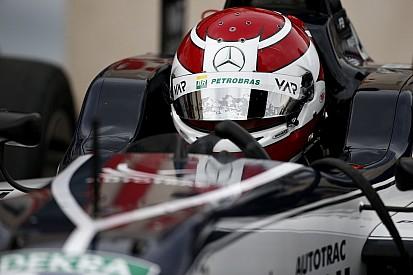 Por família, Pedro Piquet se anima para correr na Hungria