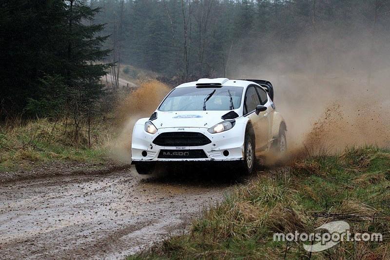 M-Sport farà debuttare in Argentina una Fiesta RS WRC evoluta