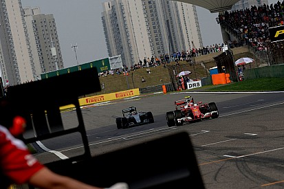Wolff: abordagem conservadora da Ferrari na China nos ajudou