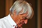Bernie diz que mulheres na F1 não devem ser levadas a sério
