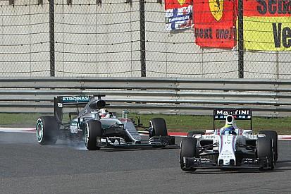La chronique de Felipe Massa: Comment j'ai résisté à Hamilton