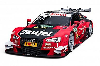 Modellwechsel für Audi zur DTM-Saison 2017