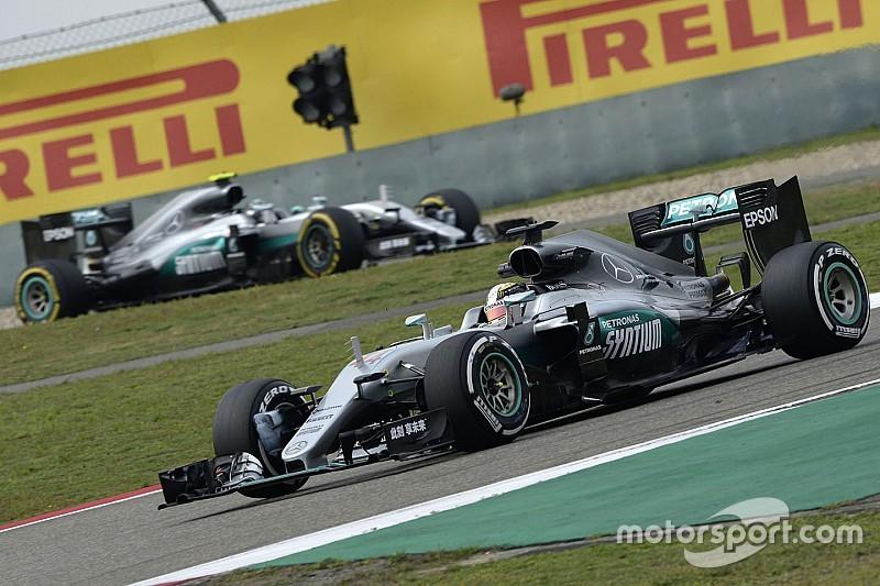 Rosberg verwacht nog steeds 'geweldig' gevecht met Hamilton te hebben