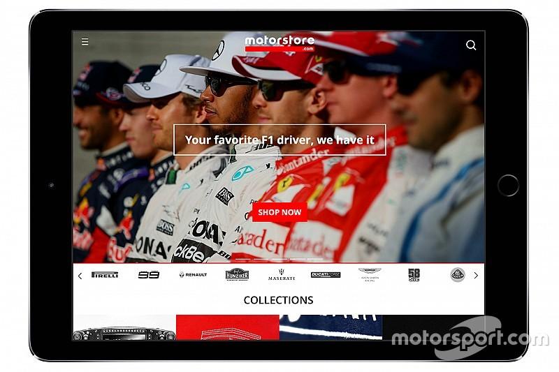 Motorsport Network lancia la piattaforma di E-commerce - Motorstore.com