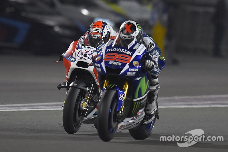 """Lorenzo: """"Kans om meer geschiedenis te schrijven bij Ducati"""""""