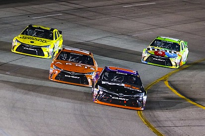 """Hamlin looking forward to """"the old days"""" at Richmond this weekend"""