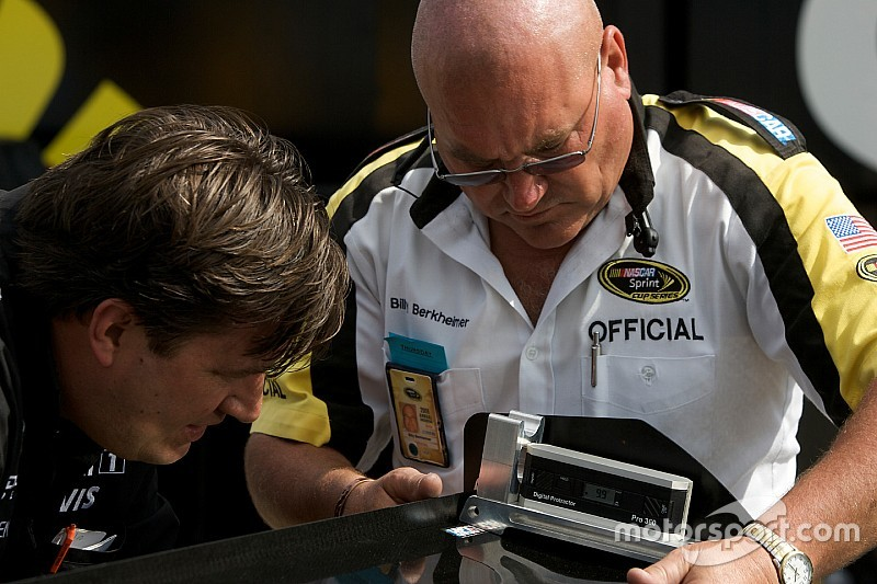 Les plus belles tricheries en NASCAR Sprint Cup