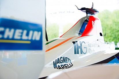 Magneti Marelli arrive en Formule E avec Mahindra