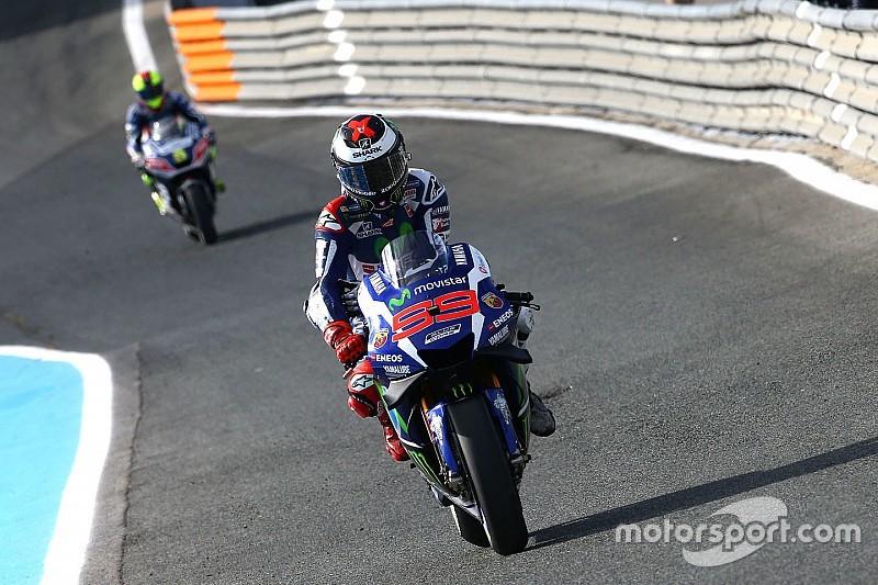 Lorenzo zet de toon in eerste training Spaanse GP