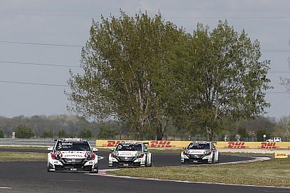 Michelisz lidera un 1-2-3 de Honda en el inicio del WTCC en Hungría