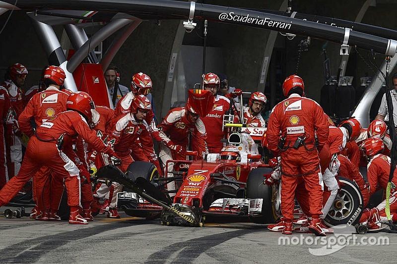 法拉利考虑俄罗斯大奖赛前紧急升级引擎