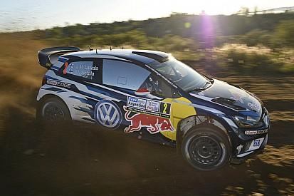 Latvala lidera sobre Paddon en el SS4 del Rally de Argentina