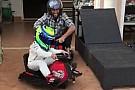 Felipinho Massa desafia e vence Ricciardo no