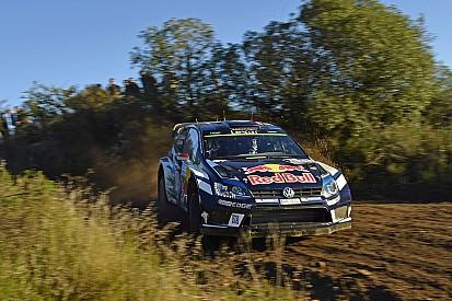 Латвала вышел в лидеры аргентинского этапа WRC