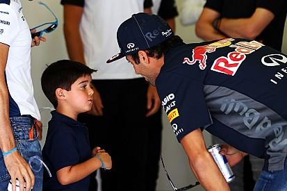 Massa batte Ricciardo, ma è Felipinho