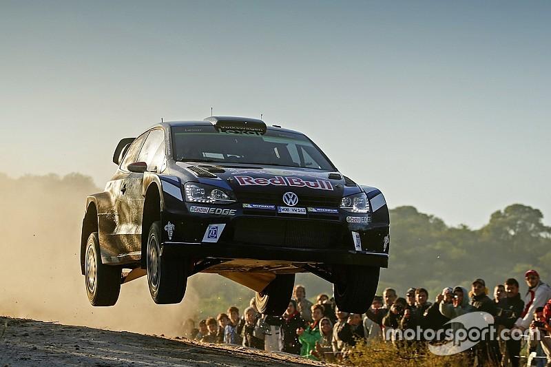 Latvala manda en el Rally de Argentina