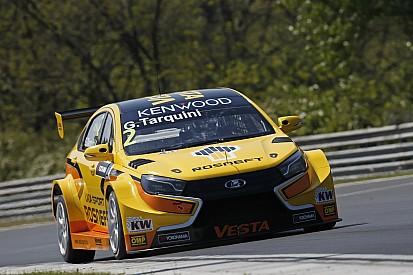 Tarquini verbetert WTCC-ronderecord Hungaroring in VT1
