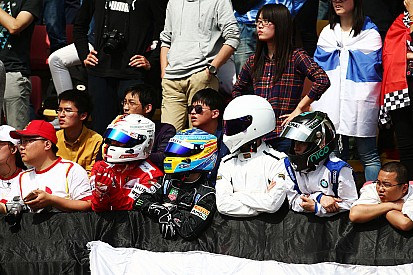 Analyse: Wieso der Grand Prix von China eine Zukunft hat