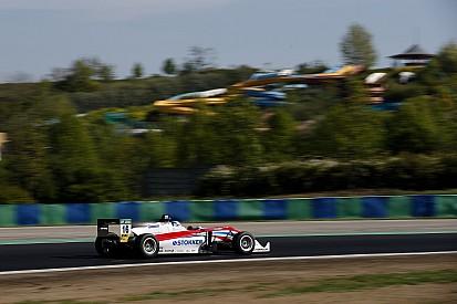 أرون يُحقّق فوزه الأوّل في الفورمولا 3 بعد سباق أوّل مجنون في المجر