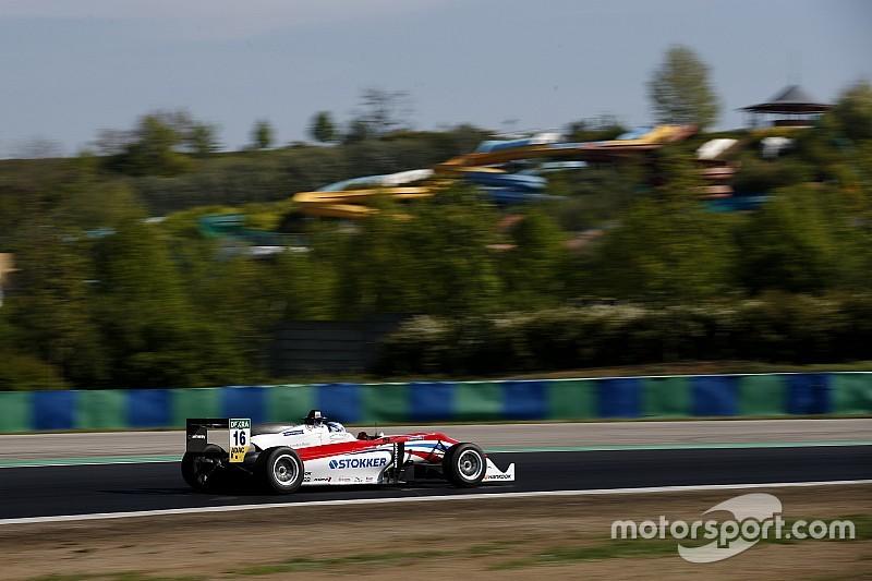 C1 - Ralf Aron s'impose dans une course à suspense