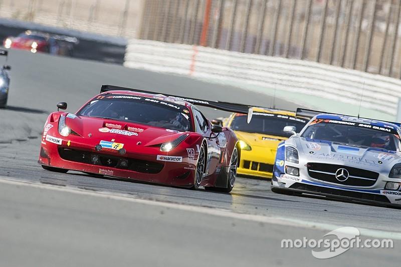 La Ferrari 488 GTE della Scuderia Praha svetta nelle Libere a Monza