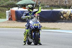 Valentino annichilisce Marquez e Lorenzo: che pole a Jerez!