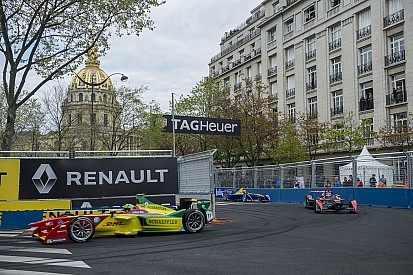 Formel E Paris: Lucas di Grassi feiert den zweiten Sieg in Folge