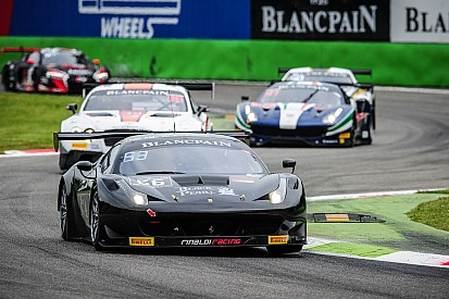 Dominio Ferrari nelle Pre Qualifiche a Monza