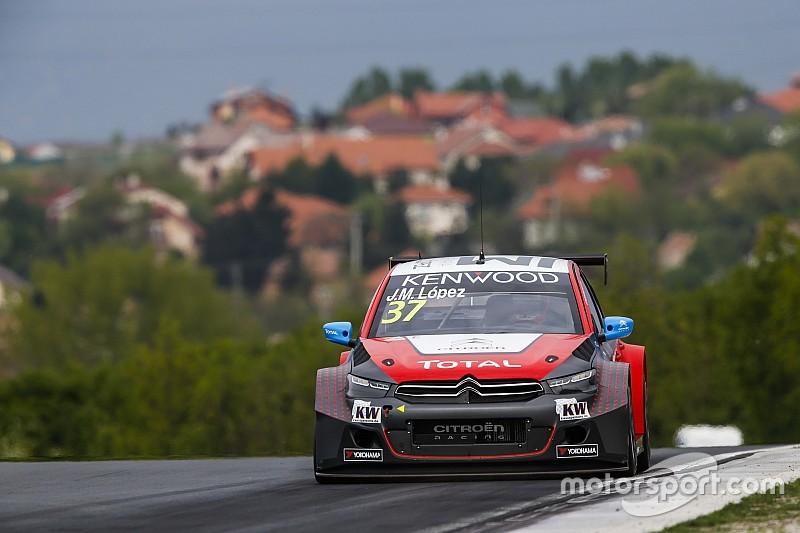 Citroën voor derde keer op rij de snelste in MAC3
