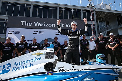 Pagenaud vence a Power para llevarse la pole en Barber