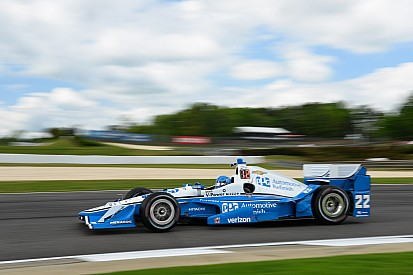Pagenaud sconfigge Power ed ottiene la pole a Barber