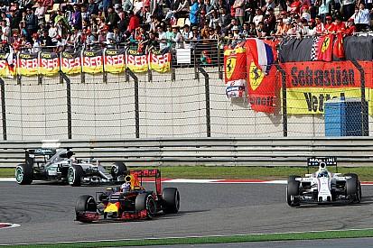 Massa espère que Mercedes pourra contrer l'évolution du V6 Renault