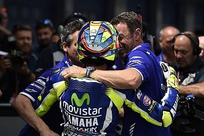 """Rossi festeja fim de semana perfeito: """"chegou a minha vez"""""""