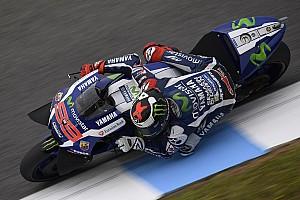 """MotoGP Noticias Lorenzo: """"Podía haber ganado la carrera con bastante margen"""""""