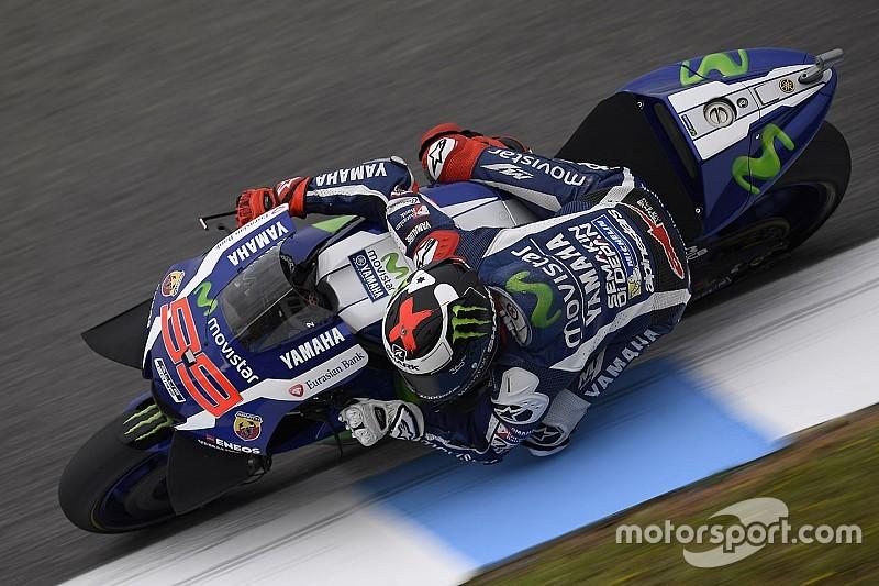 """Lorenzo: """"Podía haber ganado la carrera con bastante margen"""""""